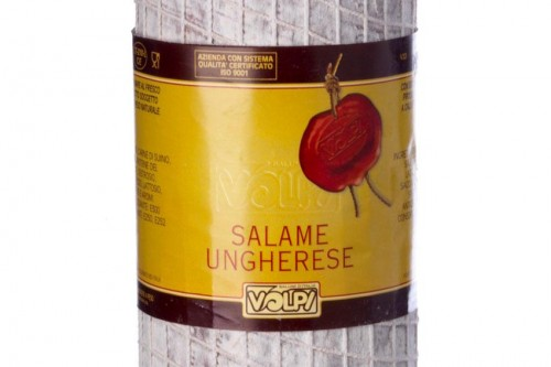 Salame UNGHERESE Gigante - Volpi